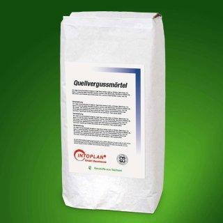INTOPLAN® Quellvergussmörtel auf Zementbasis, 25kg