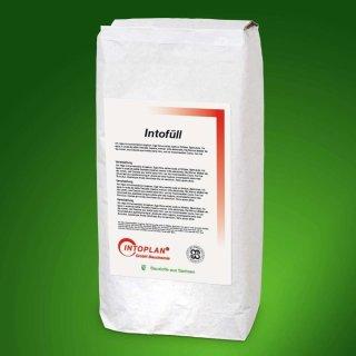 INTOFÜLL Feinspachtelmasse auf Gipsbasis weiß, 25kg