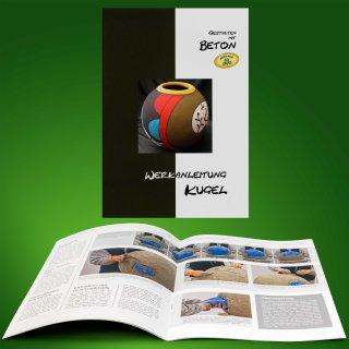 Sven Backstein  WERKANLEITUNG KUGEL, ISBN 978-3-943039-01-6