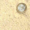 Marmorsand weiß, Körnung 0,5-2 mm