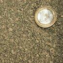 Basaltsand schwarz, Körnung 0,5-2 mm