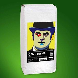 CEM-FLUP®-42 Fließzement weiß 5 kg