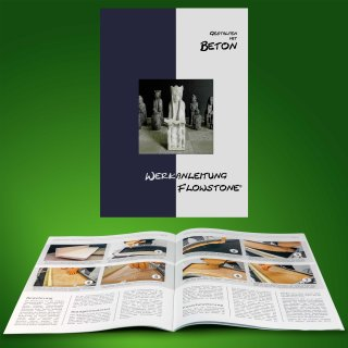 Sven Backstein  WERKANLEITUNG FLOWSTONE, ISBN 978-3-943039-02-3