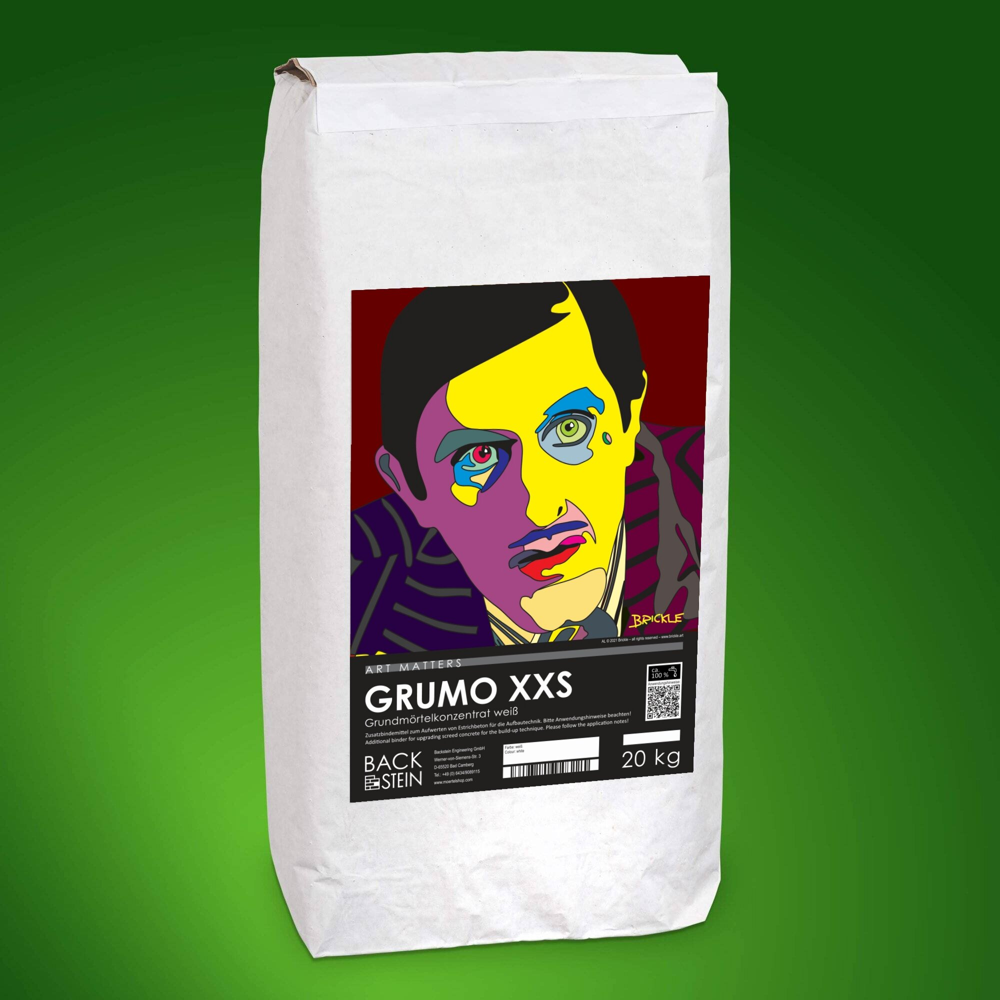 grumo xxs grundm rtelkonzentrat 20 kg m rtelshop 43 80. Black Bedroom Furniture Sets. Home Design Ideas