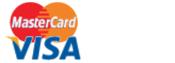 Kreditkarte zzgl. 2% Gebühren